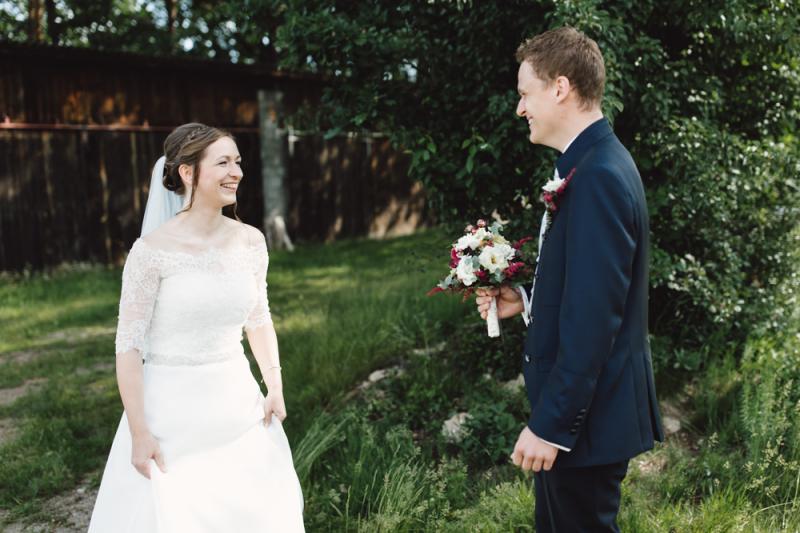 Hochzeitsfotografie von Birgit & Benedikt - Gmünd