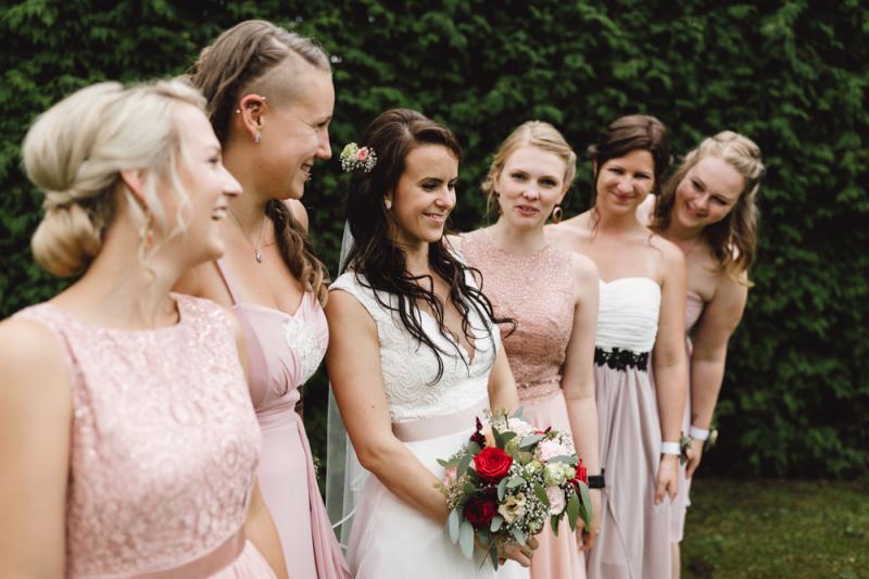 Hochzeitsfotografie von Rici & Sebi - Zwettl