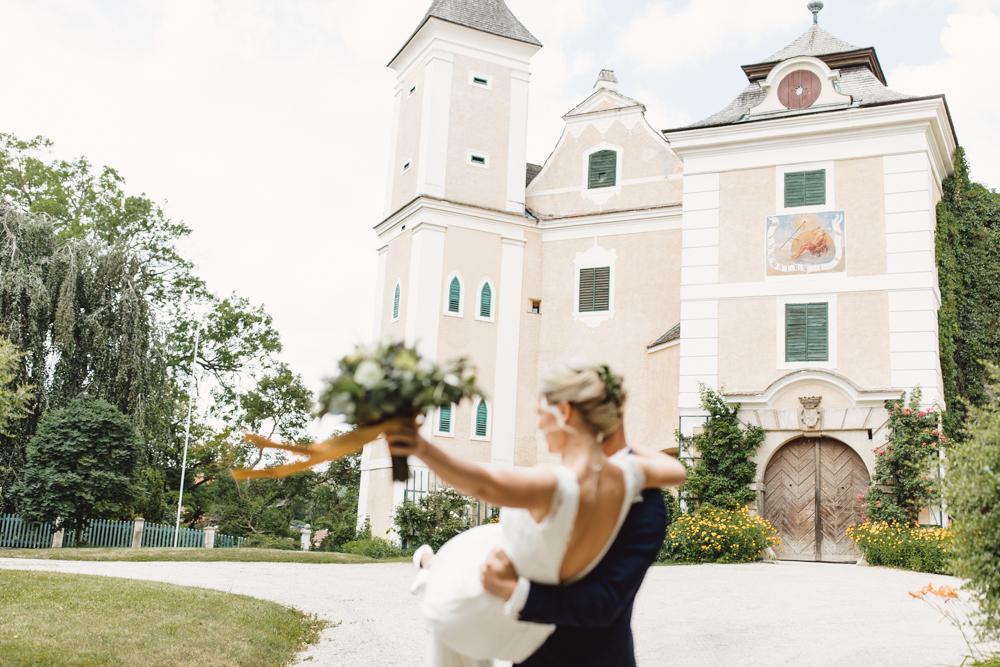 Schloss Luberegg Hochzeitslokation Am Tor Zur Wachau Youtube