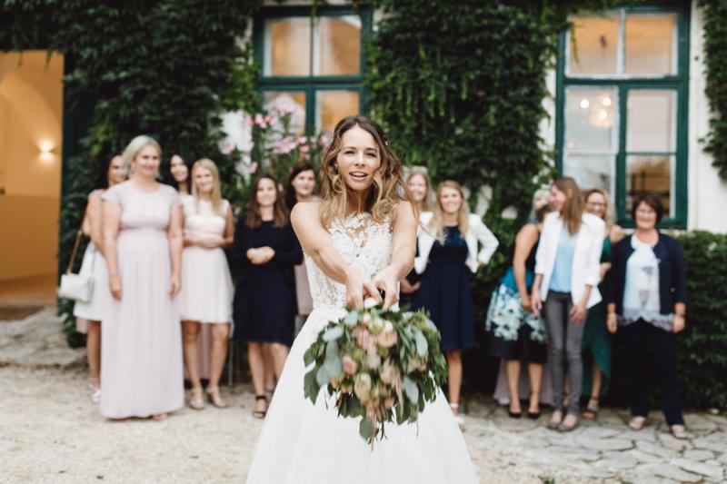 Hochzeitsfotografie von Nina & Pius - Schmiede Ravelsbach