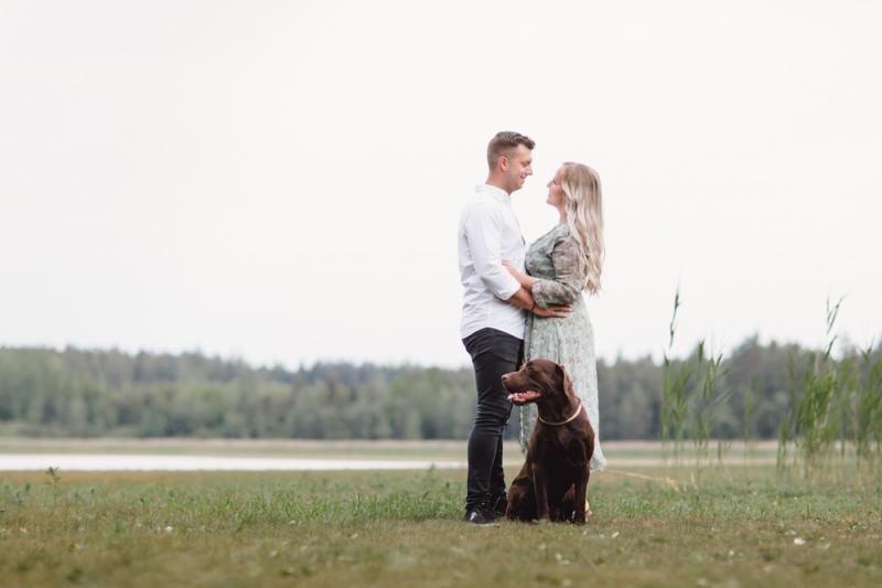 Hochzeitsfotografie von Jasmin & Dominik - Waldviertel / Gmünd