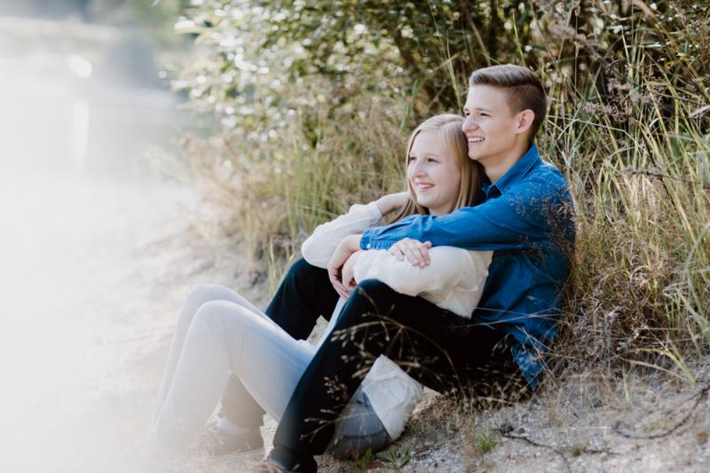Hochzeitsfotografie von Sophie & Matthias - Sandgrube Gmünd