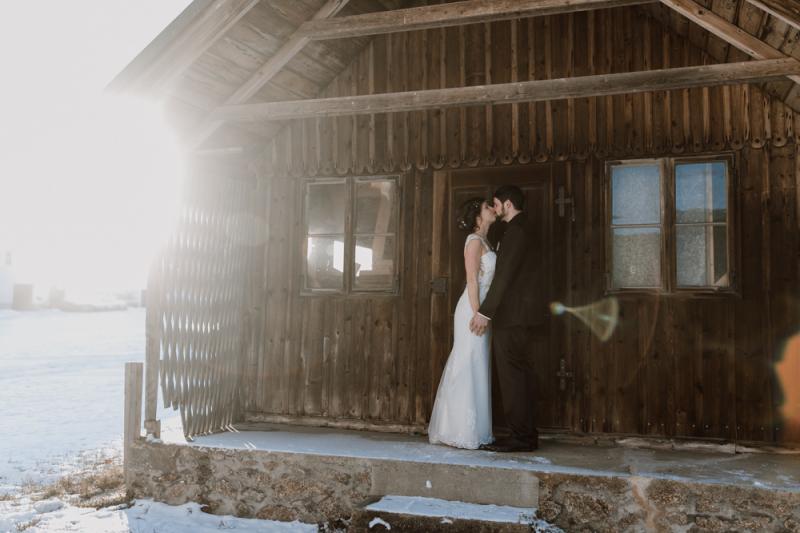 Hochzeitsfotografie von Katharina & Christoph - Zwettl